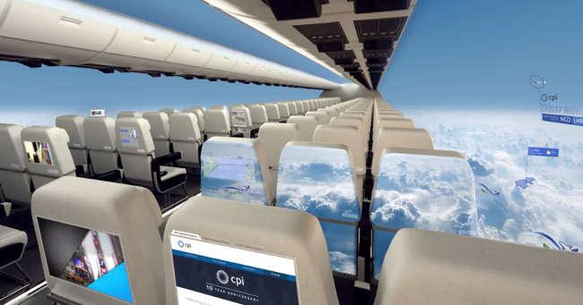 windowless planes - 1
