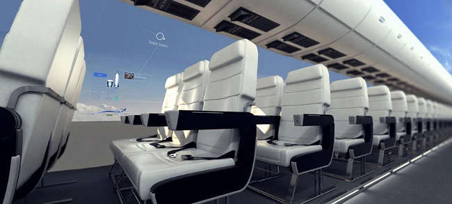 windowless planes - 2