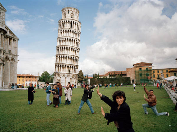 1. Leaning Tower of Pisa - 2
