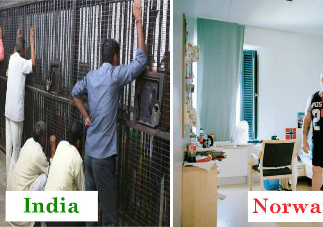 10 Photos That Show The Difference Between Prisons Around The World