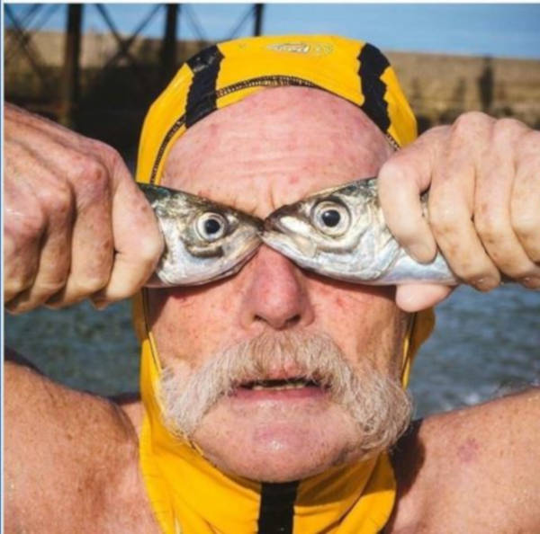 10. Fishy Goggles