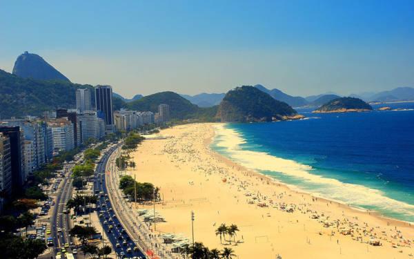2. The Rio De Janeiro Beach - 1