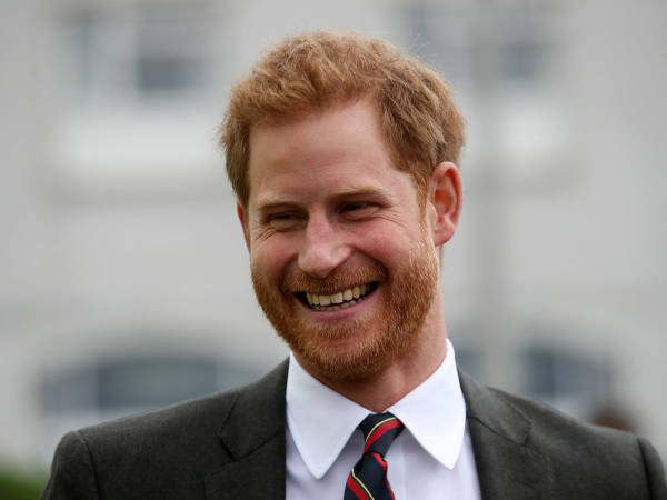 3. Prince Harry