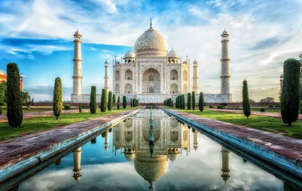 4. Taj Mahal - 1