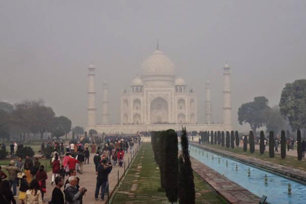 4. Taj Mahal - 2