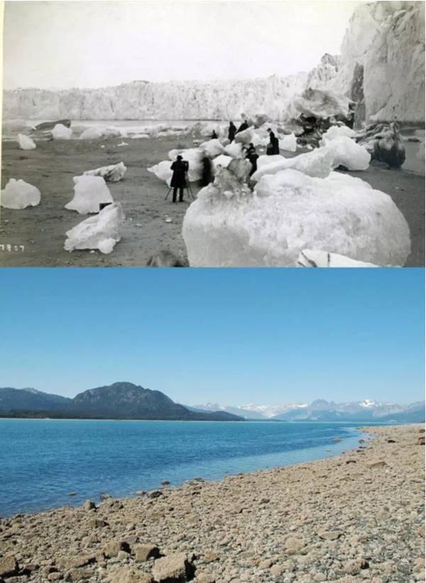 5. Alaskan Muir Glacier