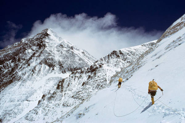 5. Mount Everest - 1