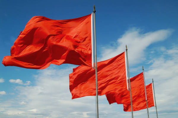 5. You ignore red flags