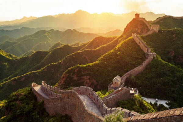7. Great Wall of China - 1
