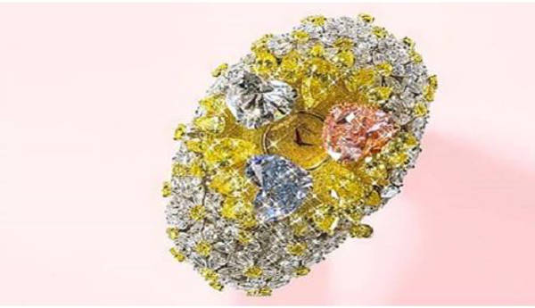 7. The Graff diamond hallucination watch