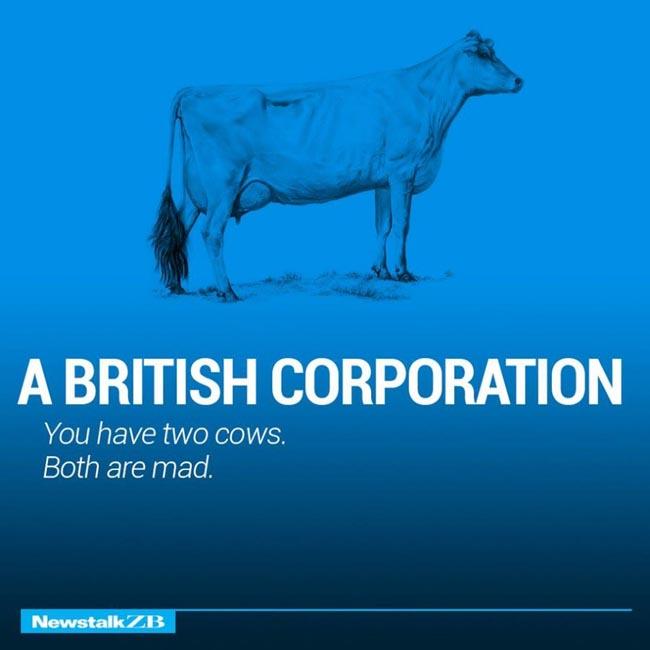 A British Corporation