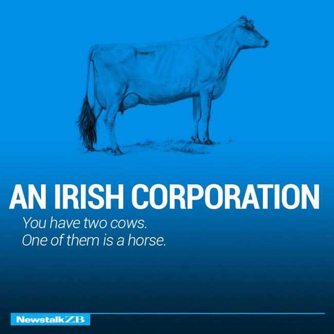 An Irish Corporation