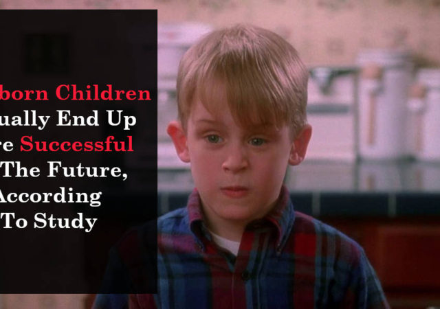 Stubborn Children Actually End Up More Successful In The Future, According To Study