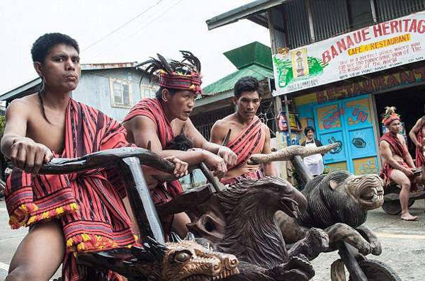 This Native Tribe In The Philippines Creates Hand-Carved Wooden Bikes - 2