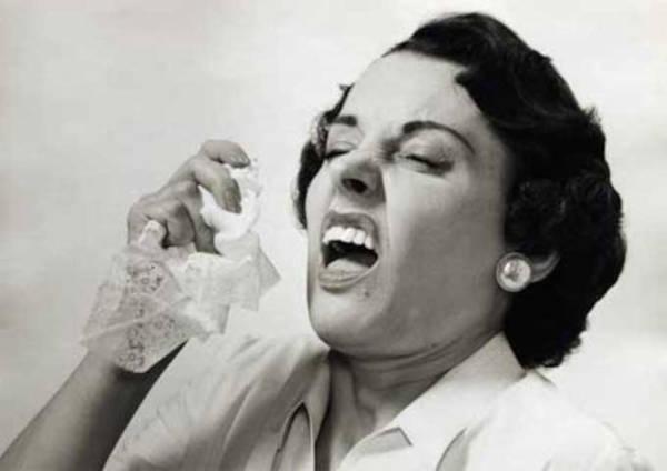 1. Preventing Sneezes
