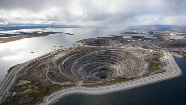 10. Diavik Diamond Mine