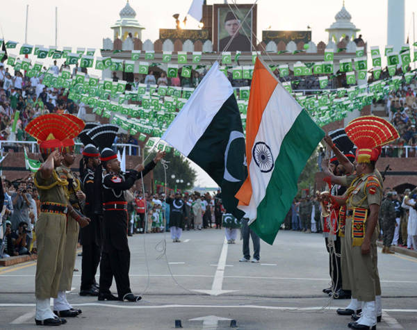 2. India-Pakistan
