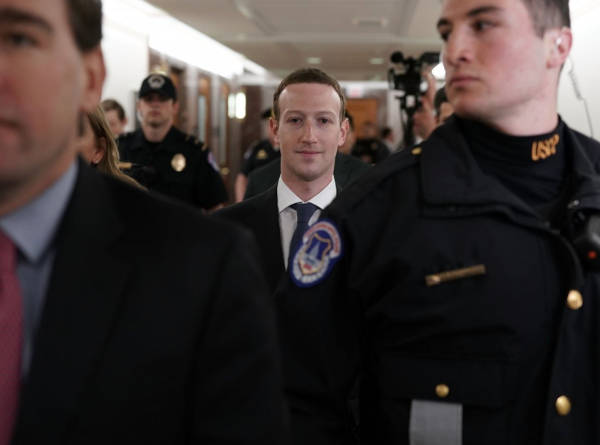 3. Mark Zuckerberg