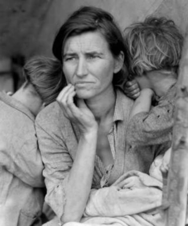4. Dorothea Lange and the untold history