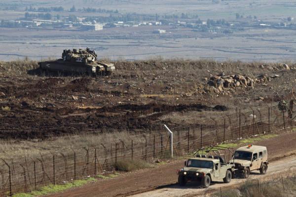 4.-Israel-Syria