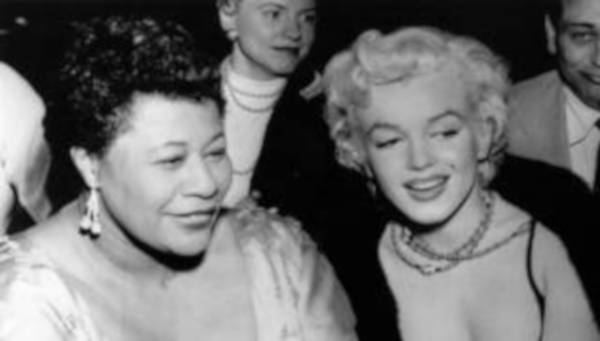 5. Marilyn Monroe and anti-racism