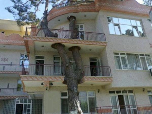 5. Turkish villa in Izmir