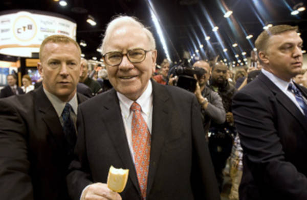 5. Warren Buffet