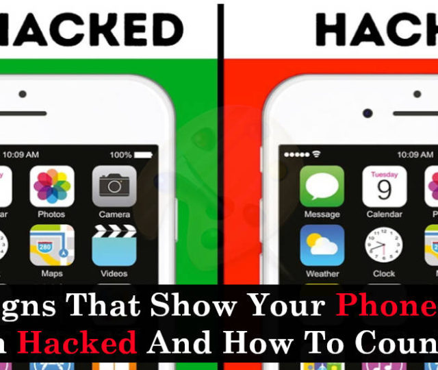 7 Signs That Show Your Phone Has Been Hacked And How To Counter It