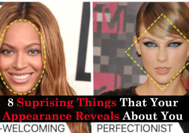 8 Suprising Things That Your Appearance Reveals About You