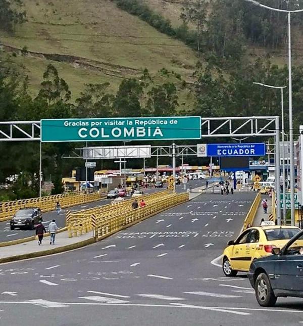 8. Colombia-Ecuador