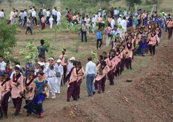 1.5 Million Volunteers Broke Guinness World Record