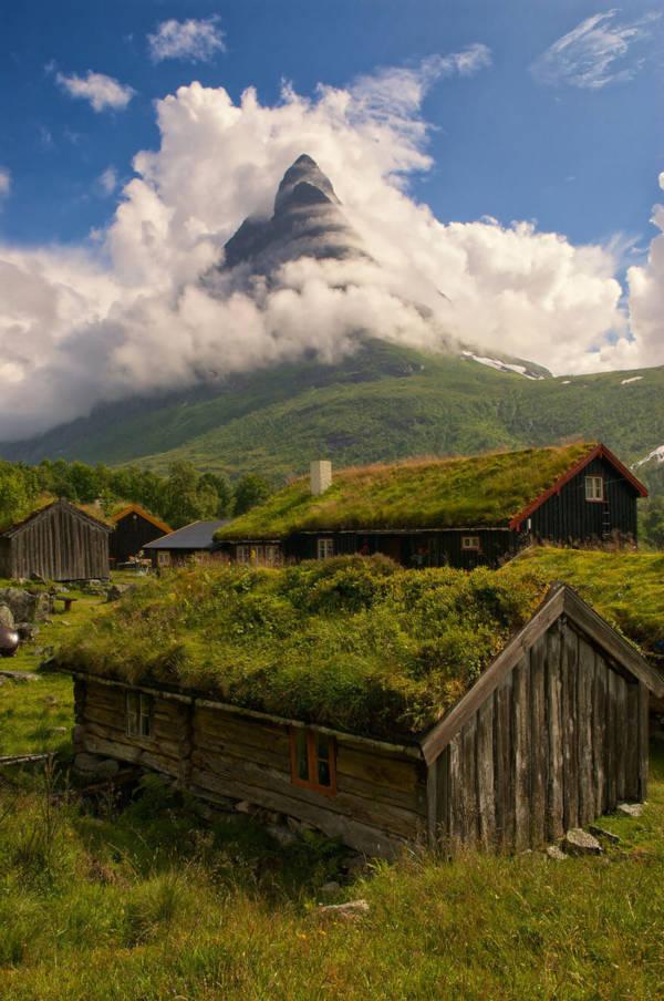 11. Renndølsetra in Norway
