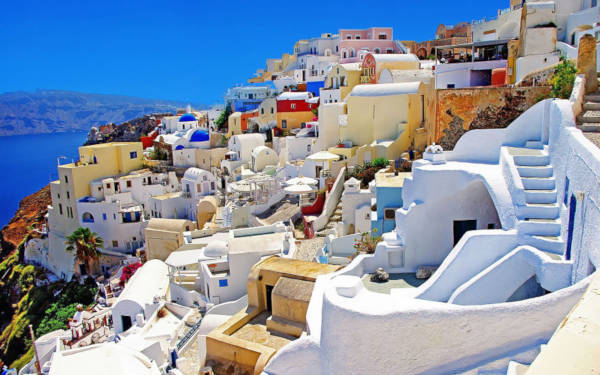 16. Oia in Greece