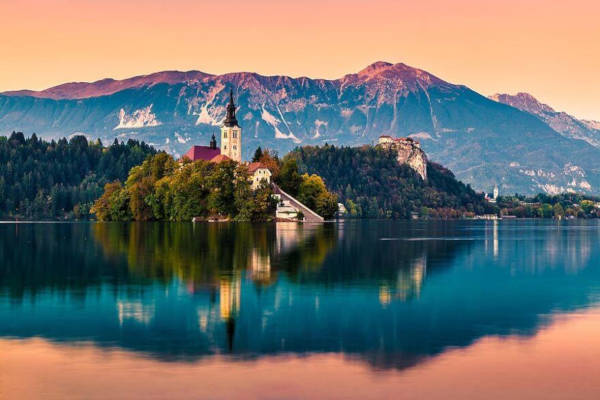 18. Bled in Slovenia