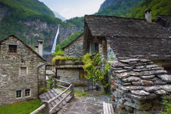 19. Foroglio in Switzerland