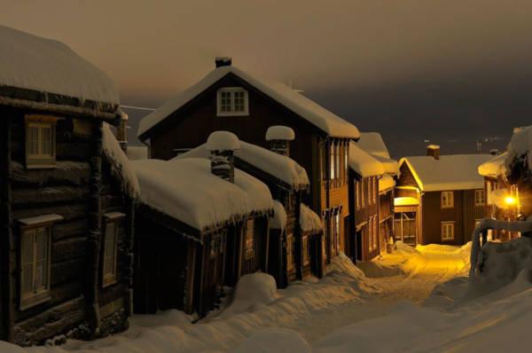 20. Røros in Norway