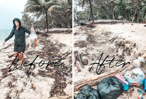 23. Belize Beach