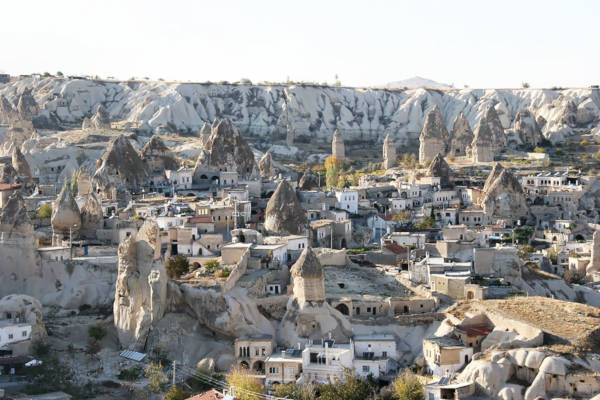 24. Göreme in Turkey