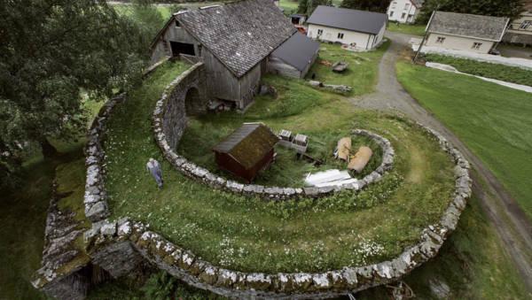 25. Valldal in Norway