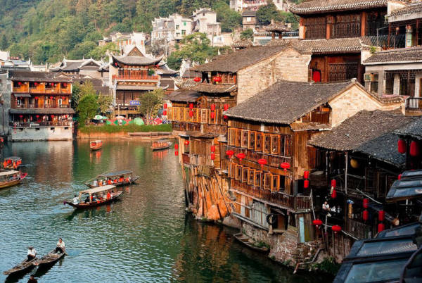 36. Fenghuang County in China