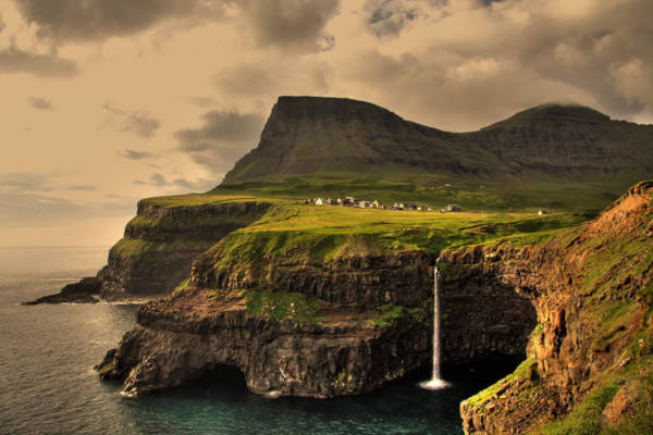 4. Gasaldur in the Faroe Islands