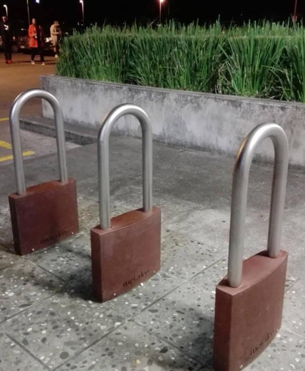 5. Parking Lock