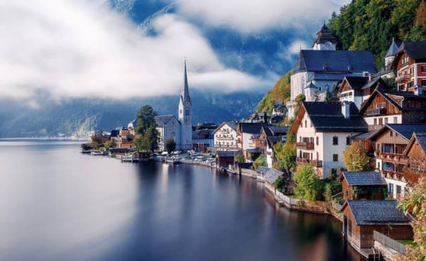 6. Hallstatt in Austria