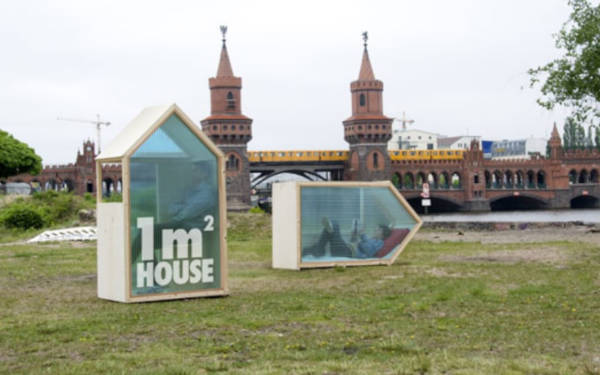 8. A 3ft Long House