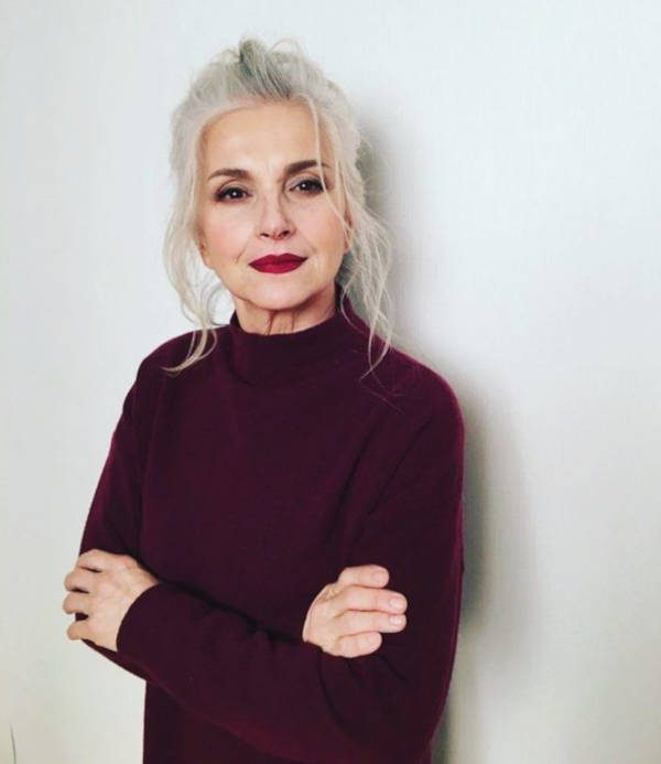 1. Tatjana Nekliudova, 61 Years Old