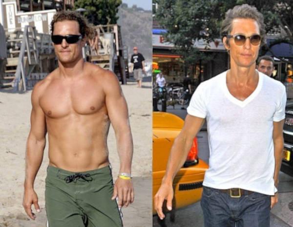 11. Matthew McConaughey