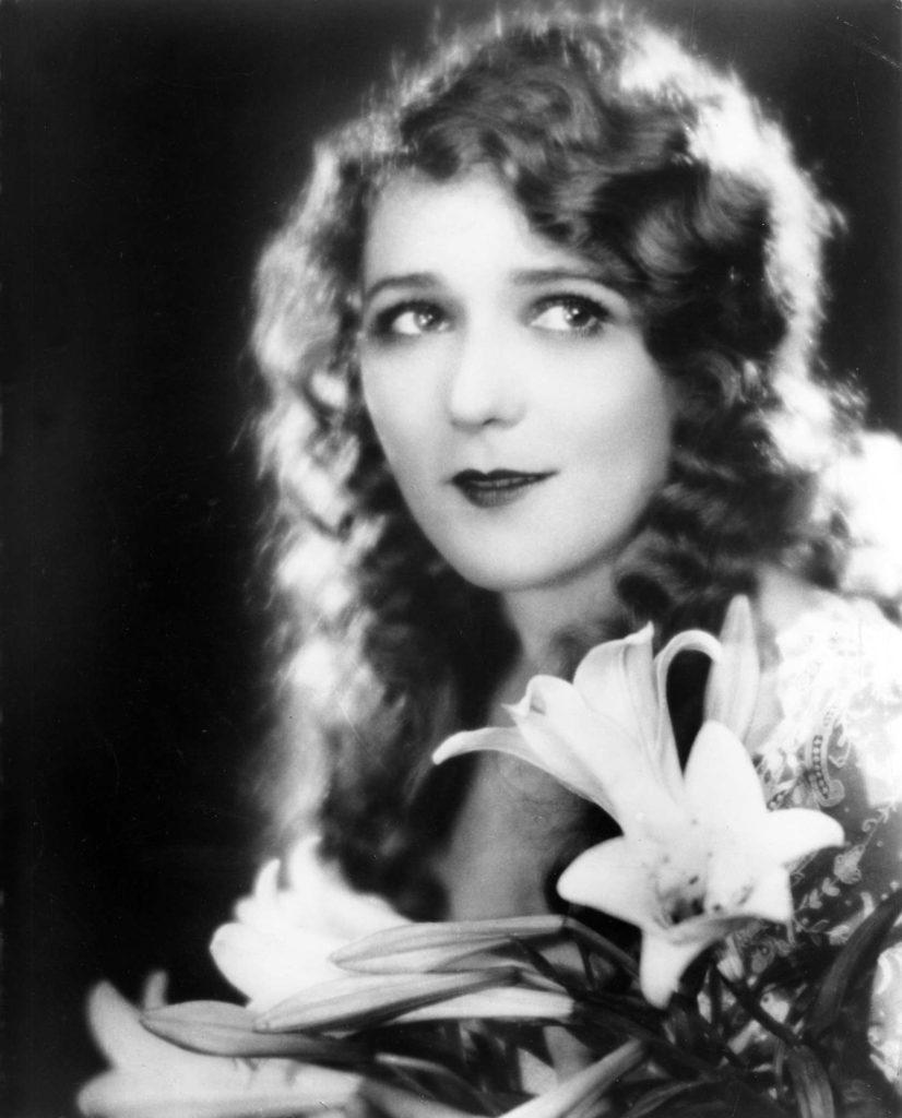 12. Mary Pickford