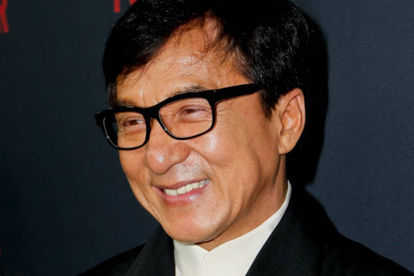 13. Worth $370 million – Jackie Chan