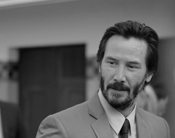 14. Worth $360 million – Keanu Reeves
