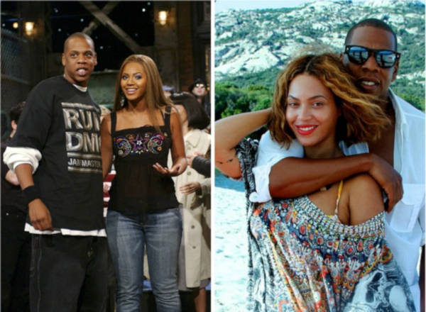 15. Beyoncé and Jay Z